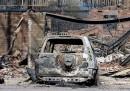 I danni degli incendi in Australia