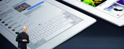 I nuovi iPad Air e iPad mini di Apple