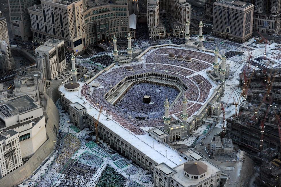 Com\'è fatta La Mecca - Il Post