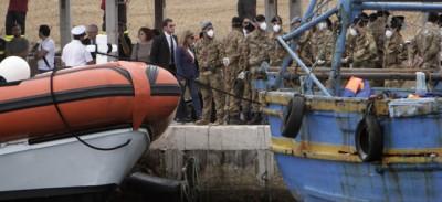 Ultime notizie da Lampedusa