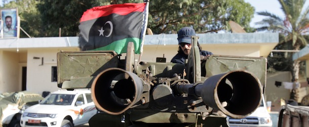 LIBYA-CONFLICT-KADHAFI-1YEAR-BENGHAZI