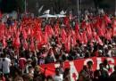Le foto della manifestazione a Roma