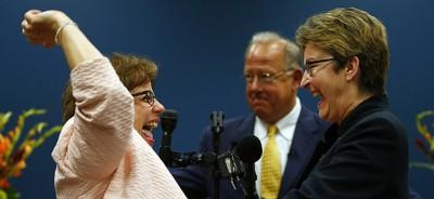 I matrimoni gay nel New Jersey