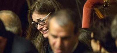 Il discorso di Paola De Pin in Senato – video