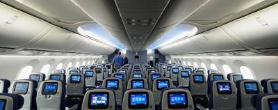 I sedili degli aerei sempre più stretti
