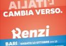 Logo e slogan di Renzi per le primarie PD