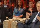 Cicchitto contro Sallusti a Ballarò – video