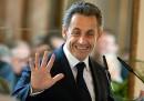 Sarkozy fermato in Francia