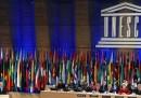 Gli Stati Uniti hanno perso il voto all'assemblea dell'UNESCO