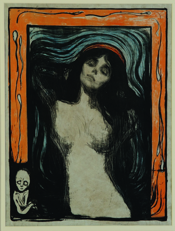 Edvard Munch A Genova Il Post