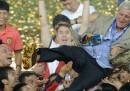 Marcello Lippi ha vinto la Champions League dell'Asia