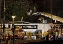 Un elicottero della polizia è precipitato su un pub a Glasgow