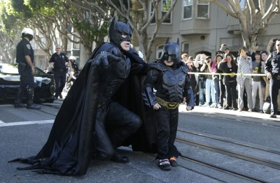 La storia di BatKid