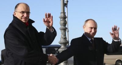 Putin a Trieste