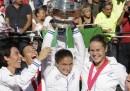 L'Italia ha vinto la Fed Cup