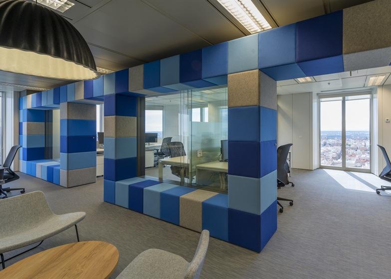 I nuovi uffici di google a madrid il post for Uffici a milano