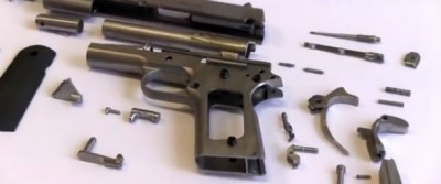 La prima vera pistola stampata in 3D