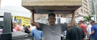 L'esproprio dei televisori al plasma in Venezuela