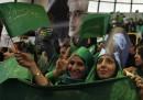 Onda verde Iran