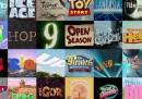 243 titoli di cartoni animati