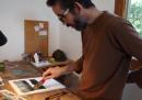 """Come disegna Gipi: una tavola di """"Unastoria"""""""