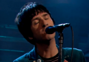 "Johnny Marr canta ""Please Please Please, Let Me Get What I Want"""