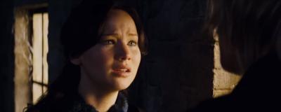 """Una scena di """"Hunger Games: La ragazza di fuoco"""""""