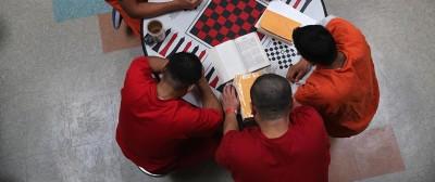 Com'è fatto un centro di detenzione per migranti in California