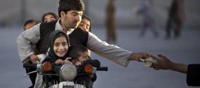 L'Afghanistan visto da Anja Niedringhaus