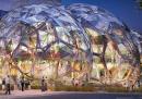 Come saranno i nuovi uffici di Amazon