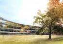 I nuovi disegni del campus di Apple