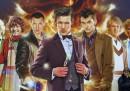Doctor Who, lo speciale per i 50 anni