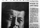 Prime pagine Kennedy