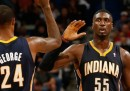 Le 8 vittorie degli Indiana Pacers