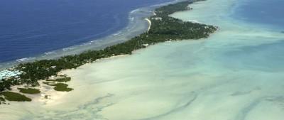 La scomparsa di Kiribati