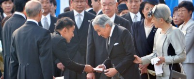 La lettera per l'imperatore giapponese