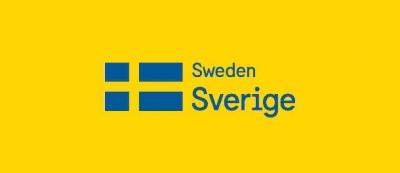 Il nuovo logo della Svezia