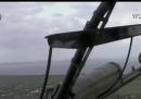 Un uomo è caduto in mare da un aereo, in volo vicino Miami
