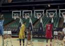 Lo spot di Natale della NBA