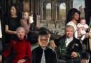 Il ritratto della famiglia reale danese
