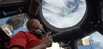 Le più belle foto spaziali di Parmitano