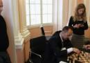 Lo spettacolo degli scacchi