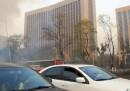 Le esplosioni in Cina