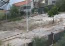 9 morti in Sardegna per le alluvioni