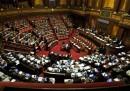 Senato - decadenza Berlusconi