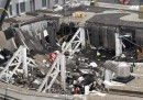 Il crollo di un supermercato in Lettonia
