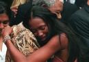 Nelson Mandela e Naomi Campbell