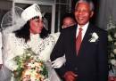 Zinzi e Nelson Mandela