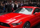 Le nuove Mustang