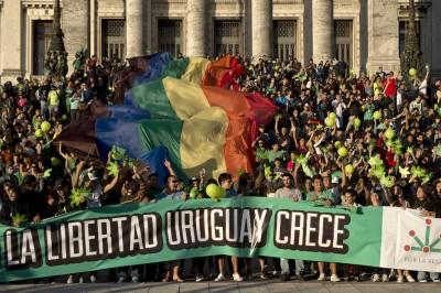 Marijuana Uruguay